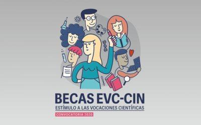 Convocatoria 2020 BECAS EVC: Acta de Admisión