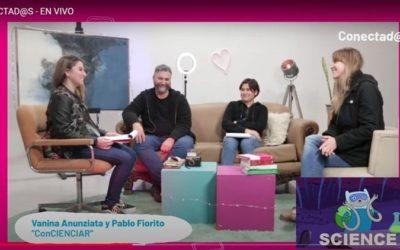 El Programa «ConCIENCIAr» en Tecnoteca TV