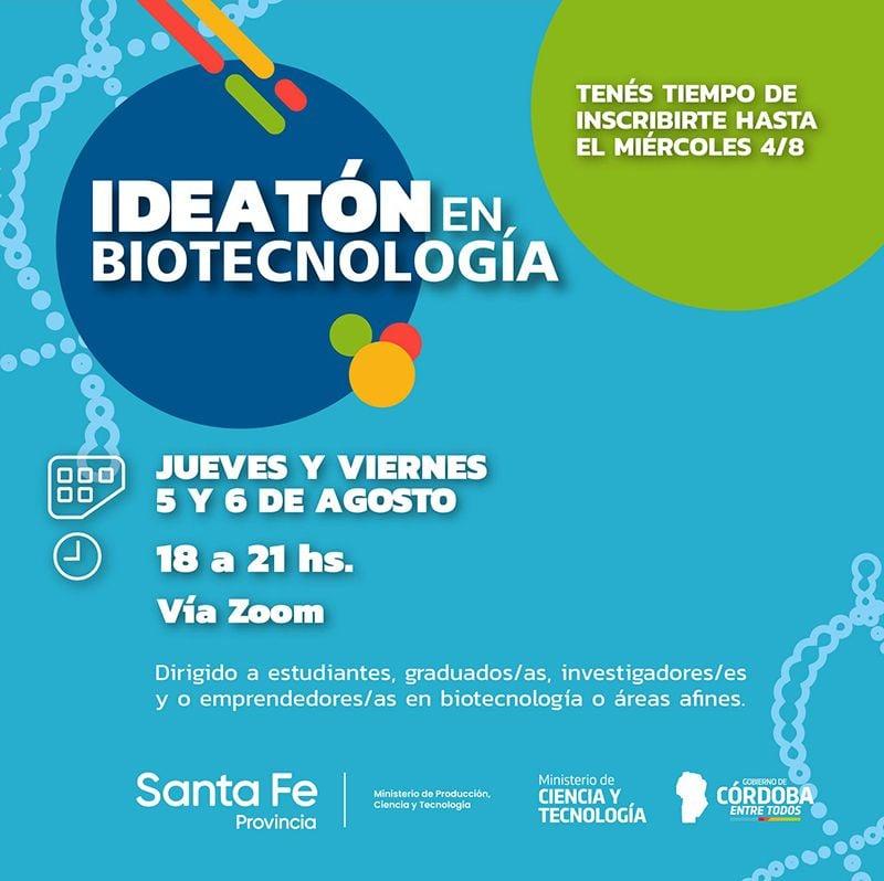 IDEATÓN en Biotecnología